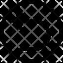 Undo Arrow Back Icon