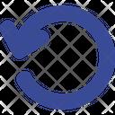 Rotate Undo Arrow Icon