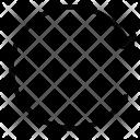 Undo Arrow Reload Icon