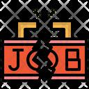 Unemployed Unemployment Jobless Icon