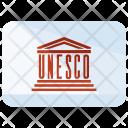 Unesco Flag Country Icon