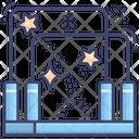 Uneven bars Icon