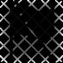 Unflag Icon