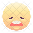 Unhappy Cry Emoji Icon