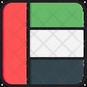 Uni Arab Emirates Icon