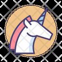 Municorn Unicorn Magic Icon