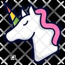 Unicorn Head Unicorn Startup Icon