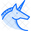 Unicorn Horn Horse Icon