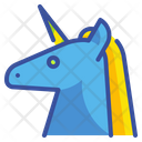 Unicorn Starup Animal Icon