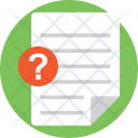 Unidentified File Icon