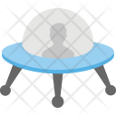 Unidentified Flying Object Icon