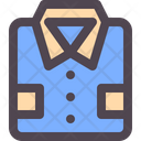 Uniform School Shirt Icon