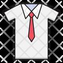Shirt Tie Cloth Icon