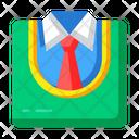 Uniform Online Education Online Class Icon