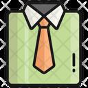 Uniform School Education Icon