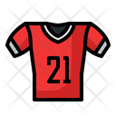 Uniform Shirt Sport Icon