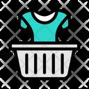 Uniform Cloth Shirt Icon