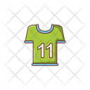 Sport Uniform Shirt Icon