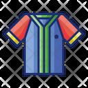 Uniform Baseball Uniform Baseball Icon
