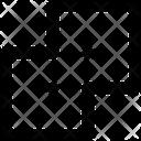Union Combine Design Icon