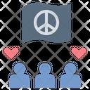 Solidarity Peaceful Union Icon