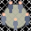 Union Group Team Icon