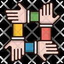Union Unity Partnership Icon