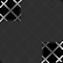 Union Tool Crop Icon