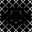 Unique Design Frame Icon