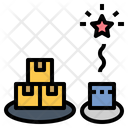 Unique Differentiation Product Icon