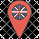 United Kingdom Britain Icon