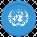 United Nations Flag Icon