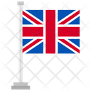 United Kingdom Country National Icon