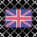 United Kingdom Flag Country Icon