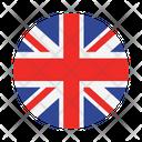 United Kingdom International Global Icon