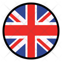 United Kingdom Nation Country Icon
