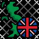 United Kingdom Flag Flag Uk Icon