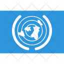 United Nation Flag Icon