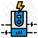 Ups Battery Thunder Icon