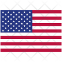 Flag Country United Icon