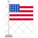 United States Country National Icon