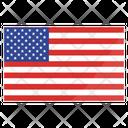 United States International Nation Icon