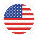 United States International Global Icon