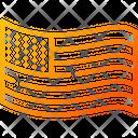 United States Usa World Icon