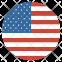 United States Usa Icon