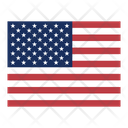 United States Of America Flag Flags Icon