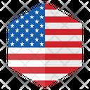 Unitedstates Icon