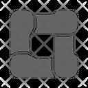 Unity Teamwork Solidarity Icon