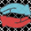Unity Together Teamwork Icon
