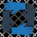 Business Partnership Unity Icon